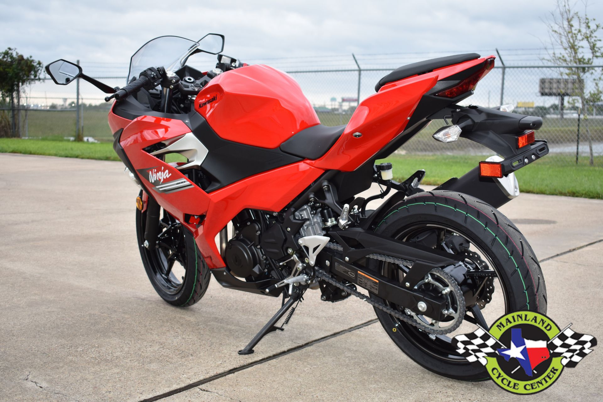 2021 Kawasaki Ninja 400 ABS in La Marque, Texas - Photo 7