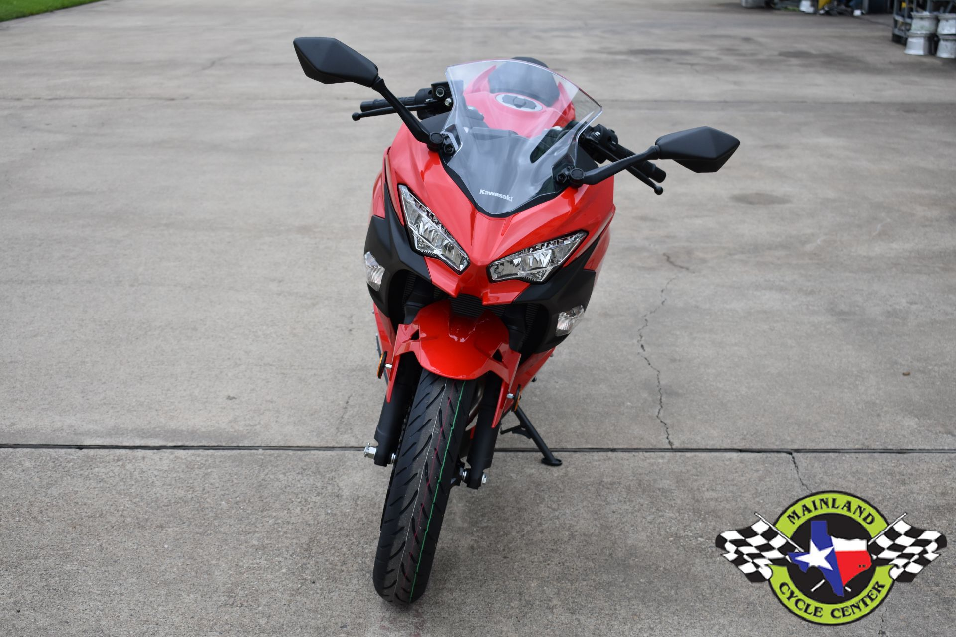 2021 Kawasaki Ninja 400 ABS in La Marque, Texas - Photo 9