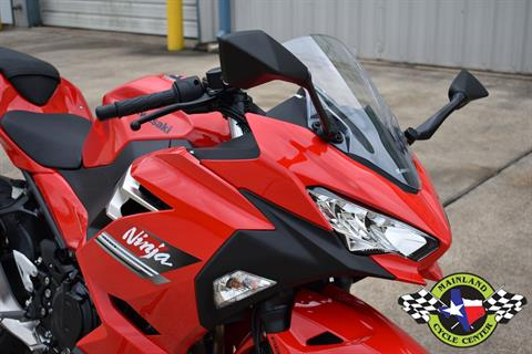 2021 Kawasaki Ninja 400 ABS in La Marque, Texas - Photo 10