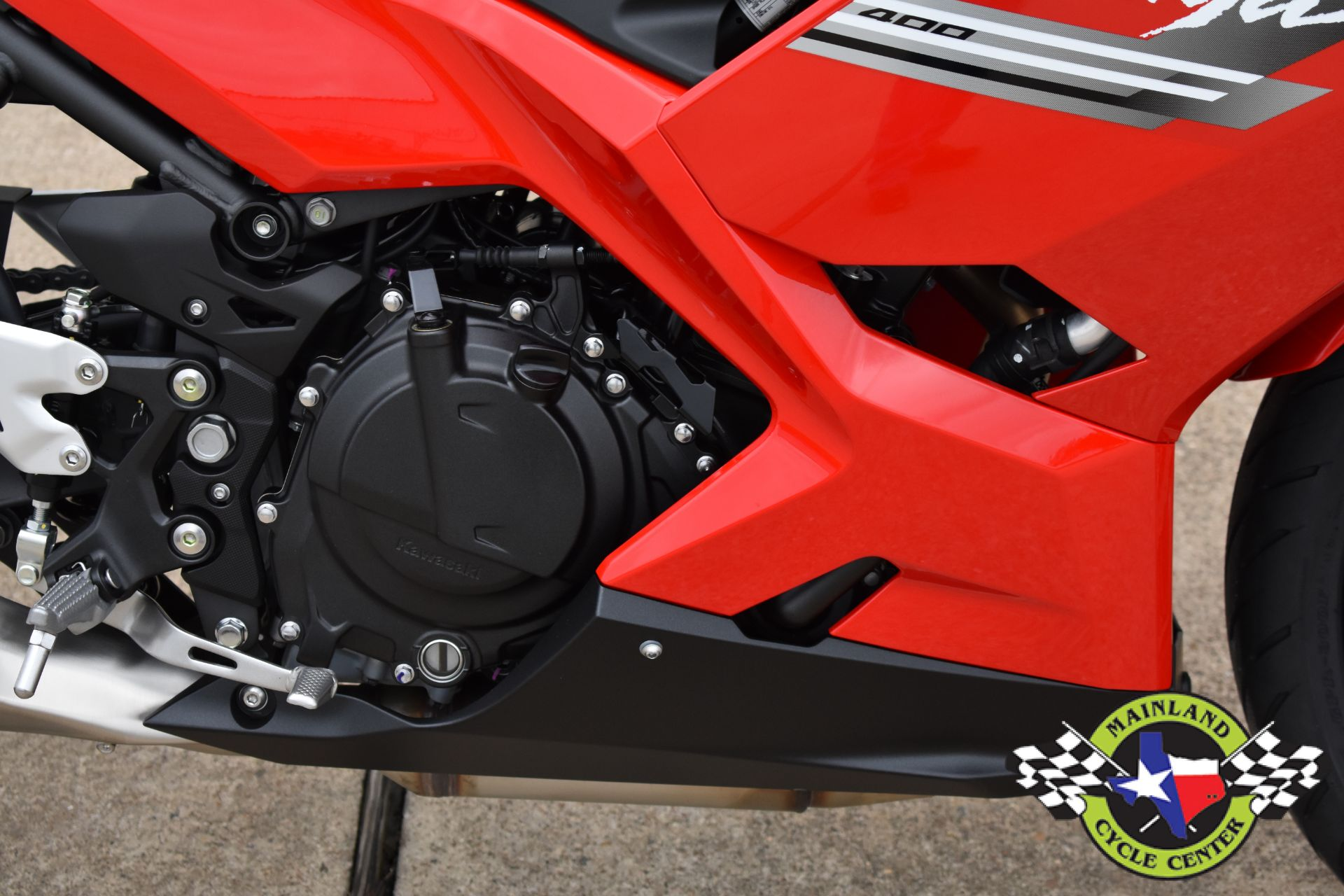 2021 Kawasaki Ninja 400 ABS in La Marque, Texas - Photo 12