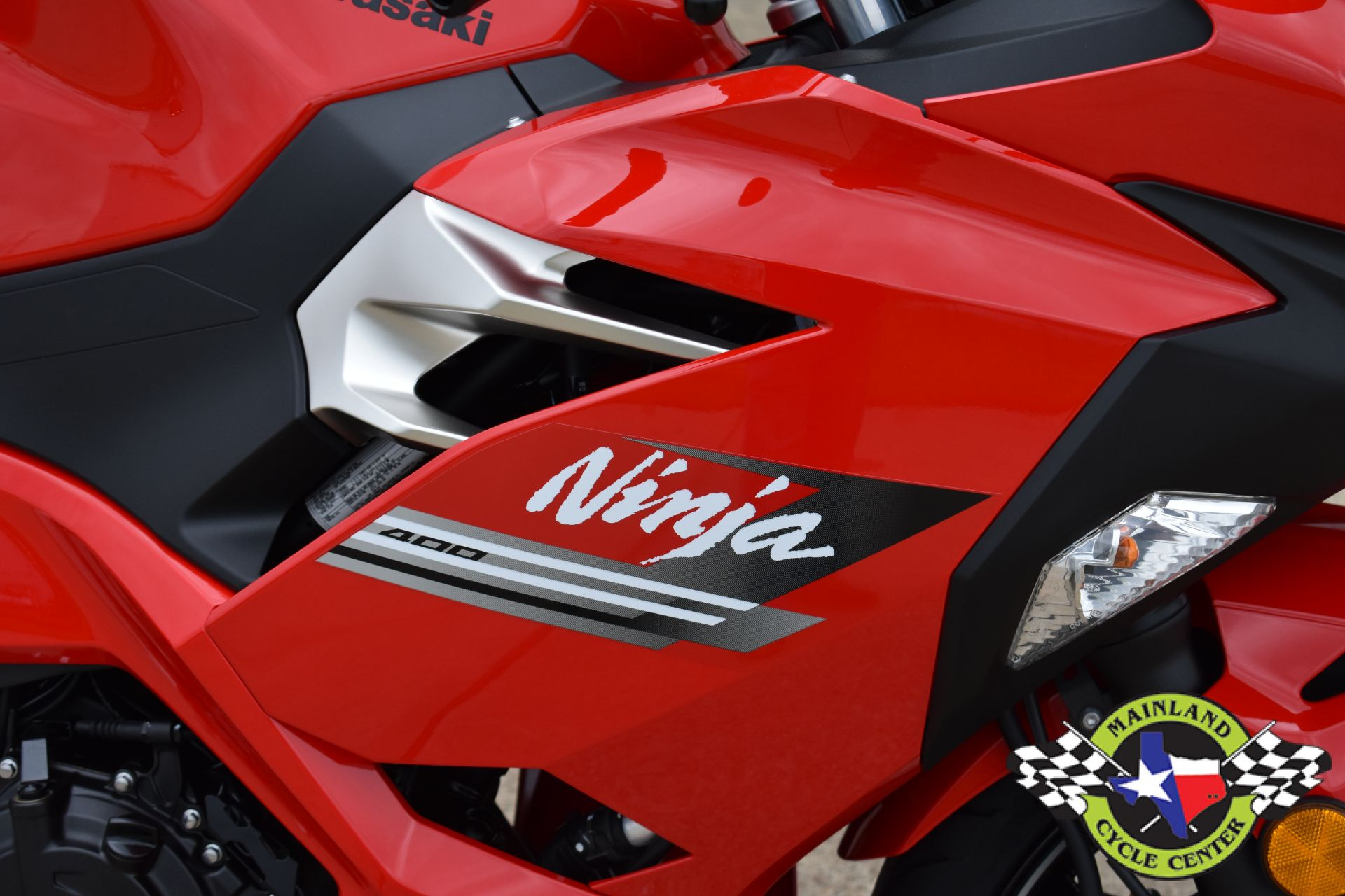 2021 Kawasaki Ninja 400 ABS in La Marque, Texas - Photo 14