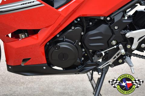 2021 Kawasaki Ninja 400 ABS in La Marque, Texas - Photo 17