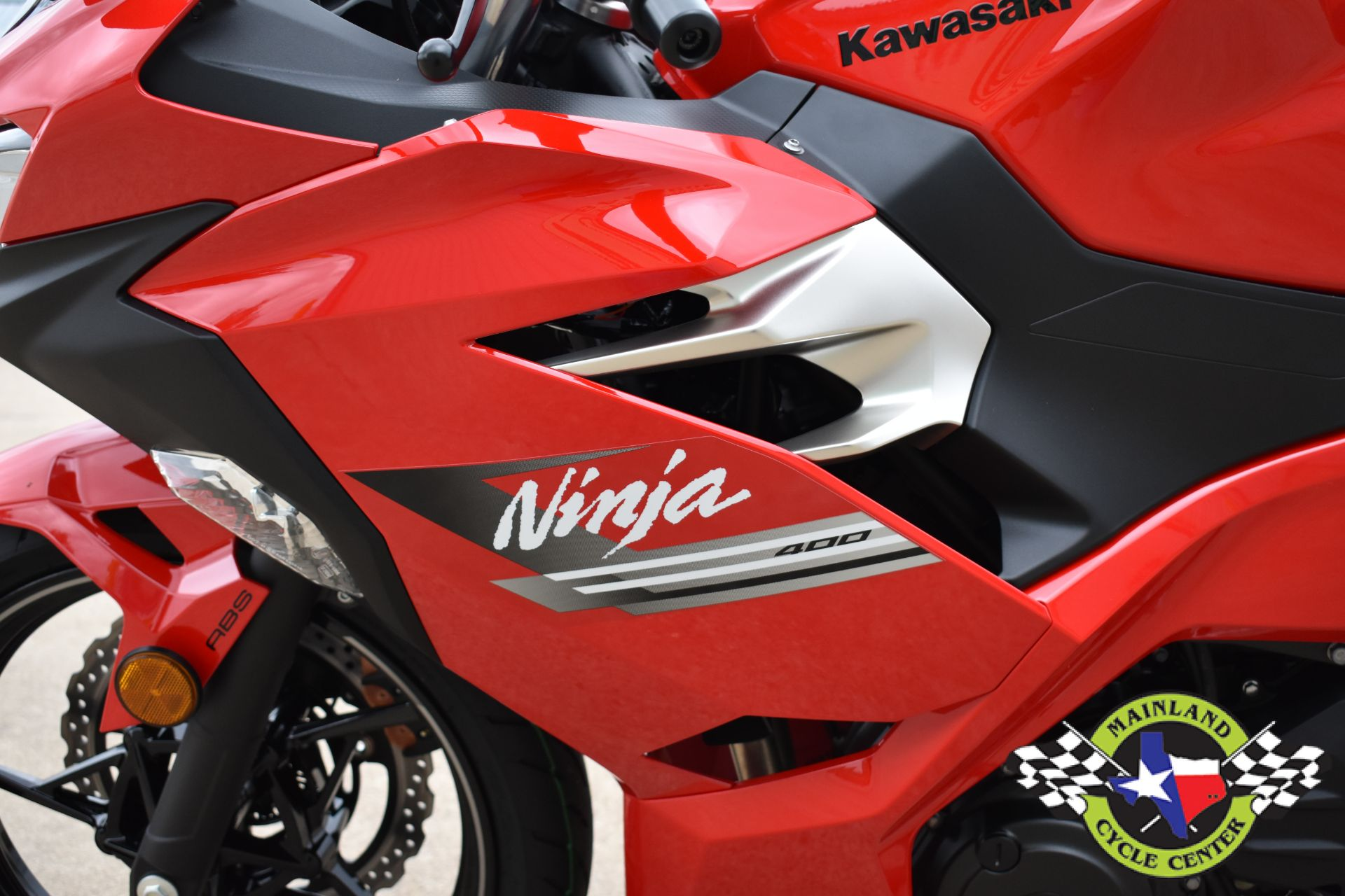 2021 Kawasaki Ninja 400 ABS in La Marque, Texas - Photo 18