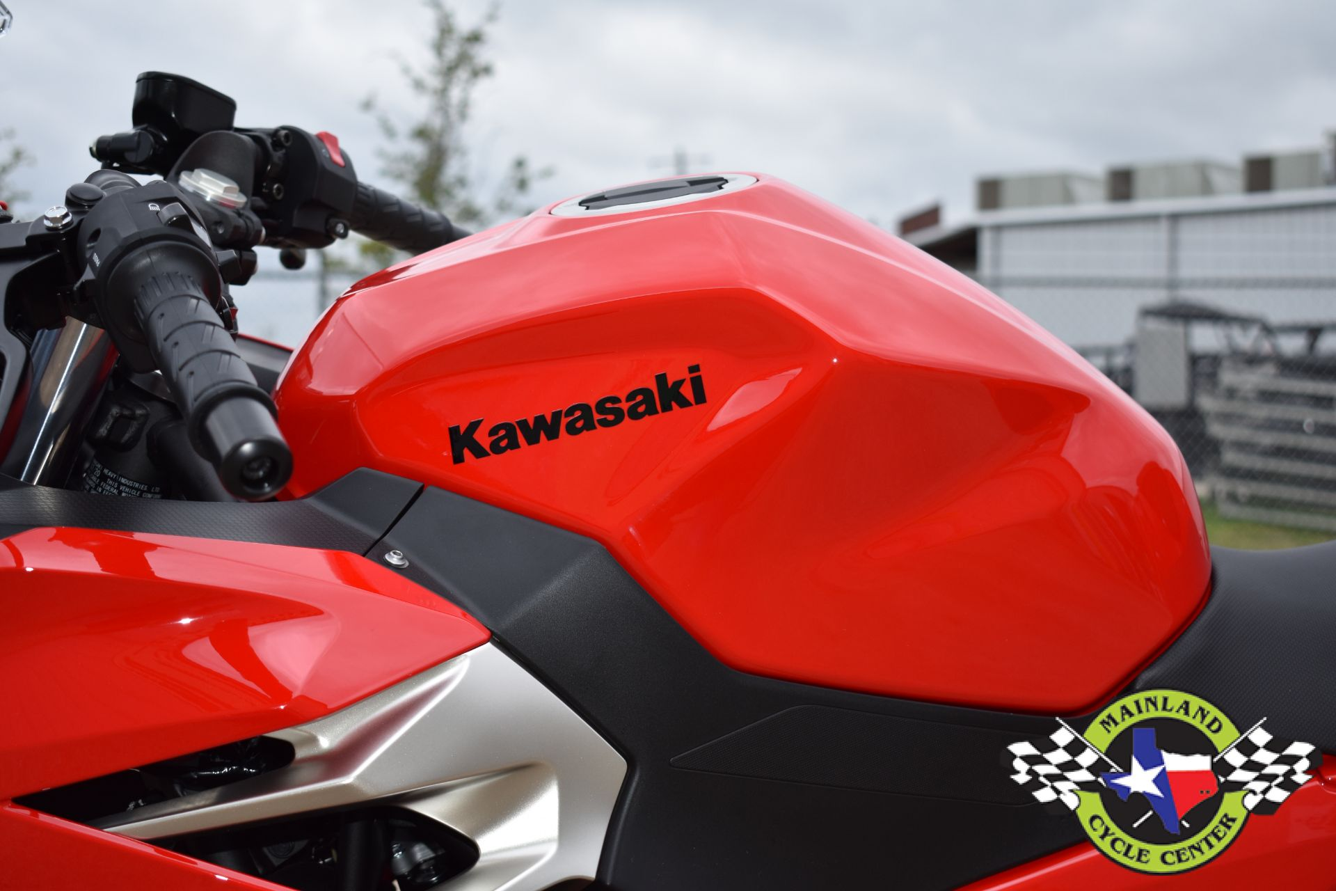 2021 Kawasaki Ninja 400 ABS in La Marque, Texas - Photo 19