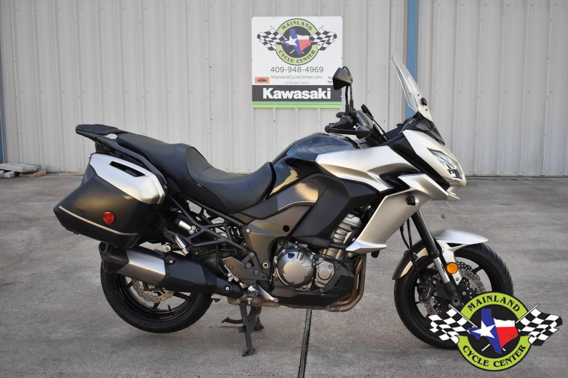 [motorcycle.com] - 2015 Kawasaki Versys 1000 LT First Ride