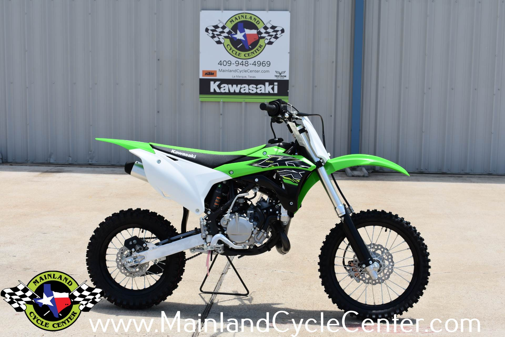 2019 Kawasaki KX 85 in La Marque, Texas