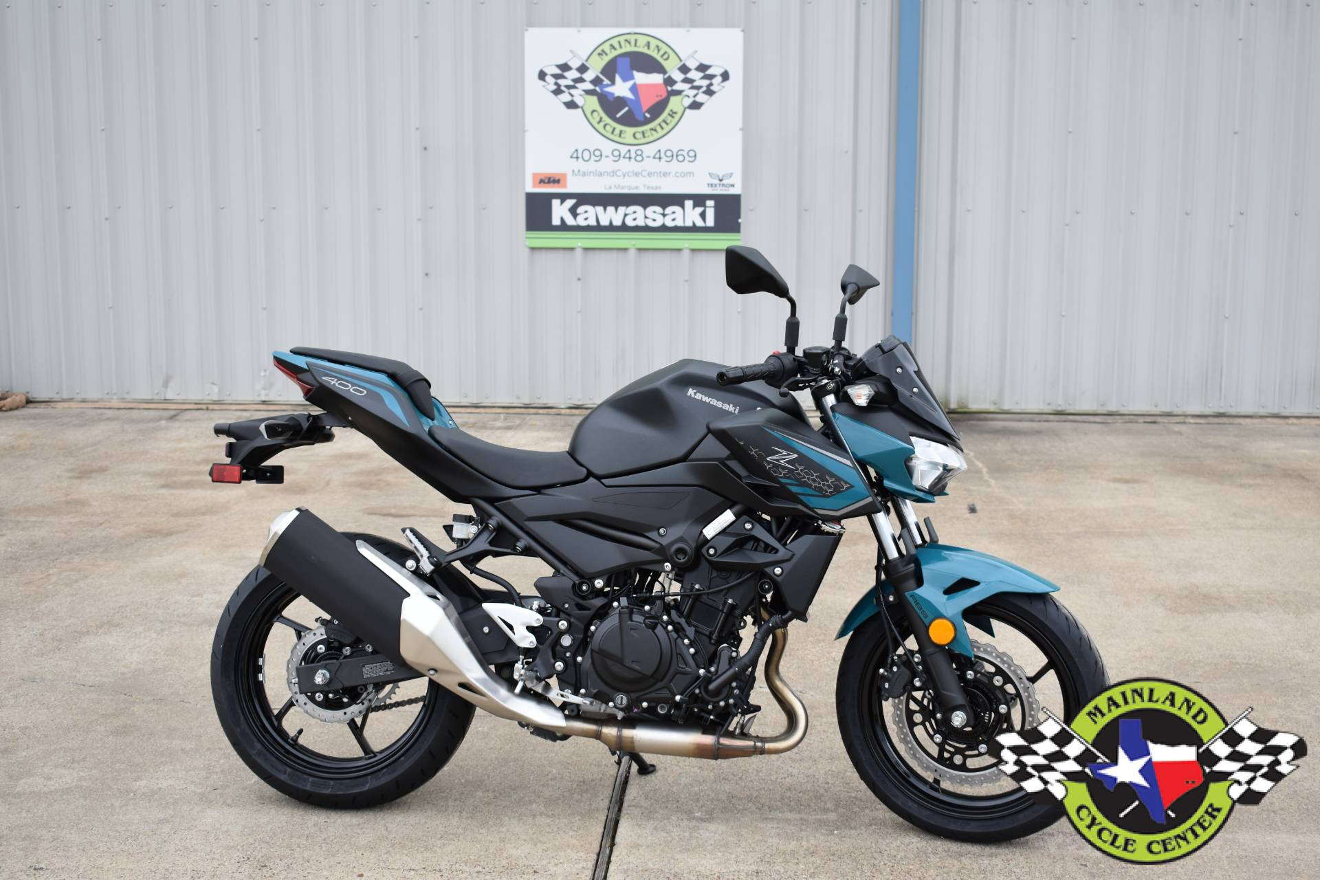 2021 Kawasaki Z400 ABS in La Marque, Texas - Photo 2