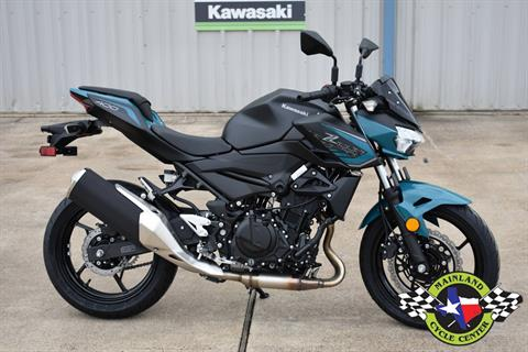 2021 Kawasaki Z400 ABS in La Marque, Texas - Photo 1