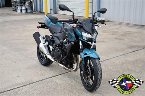 2021 Kawasaki Z400 ABS in La Marque, Texas - Photo 3