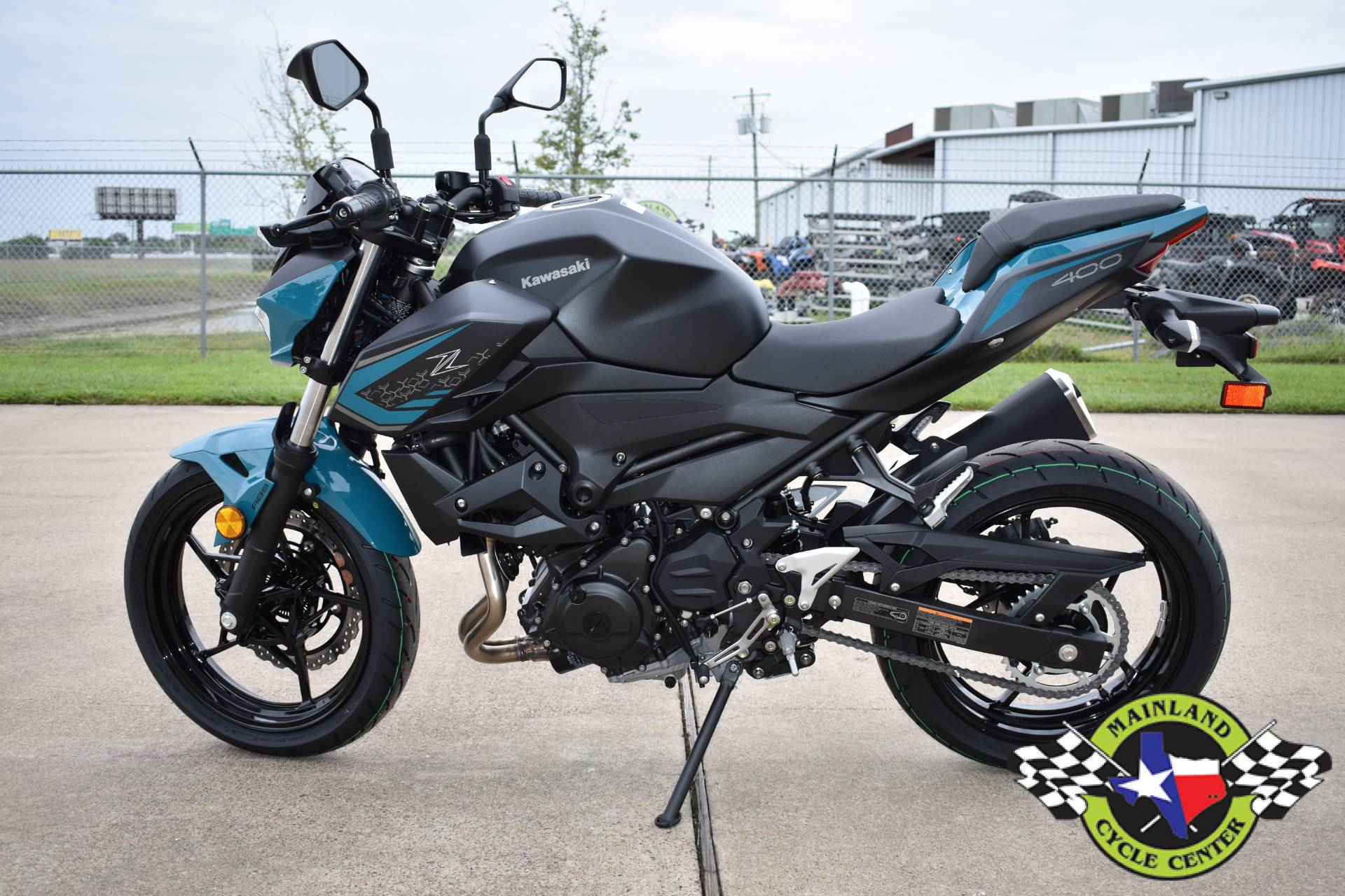 2021 Kawasaki Z400 ABS in La Marque, Texas - Photo 5