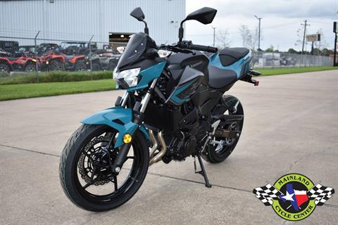 2021 Kawasaki Z400 ABS in La Marque, Texas - Photo 6