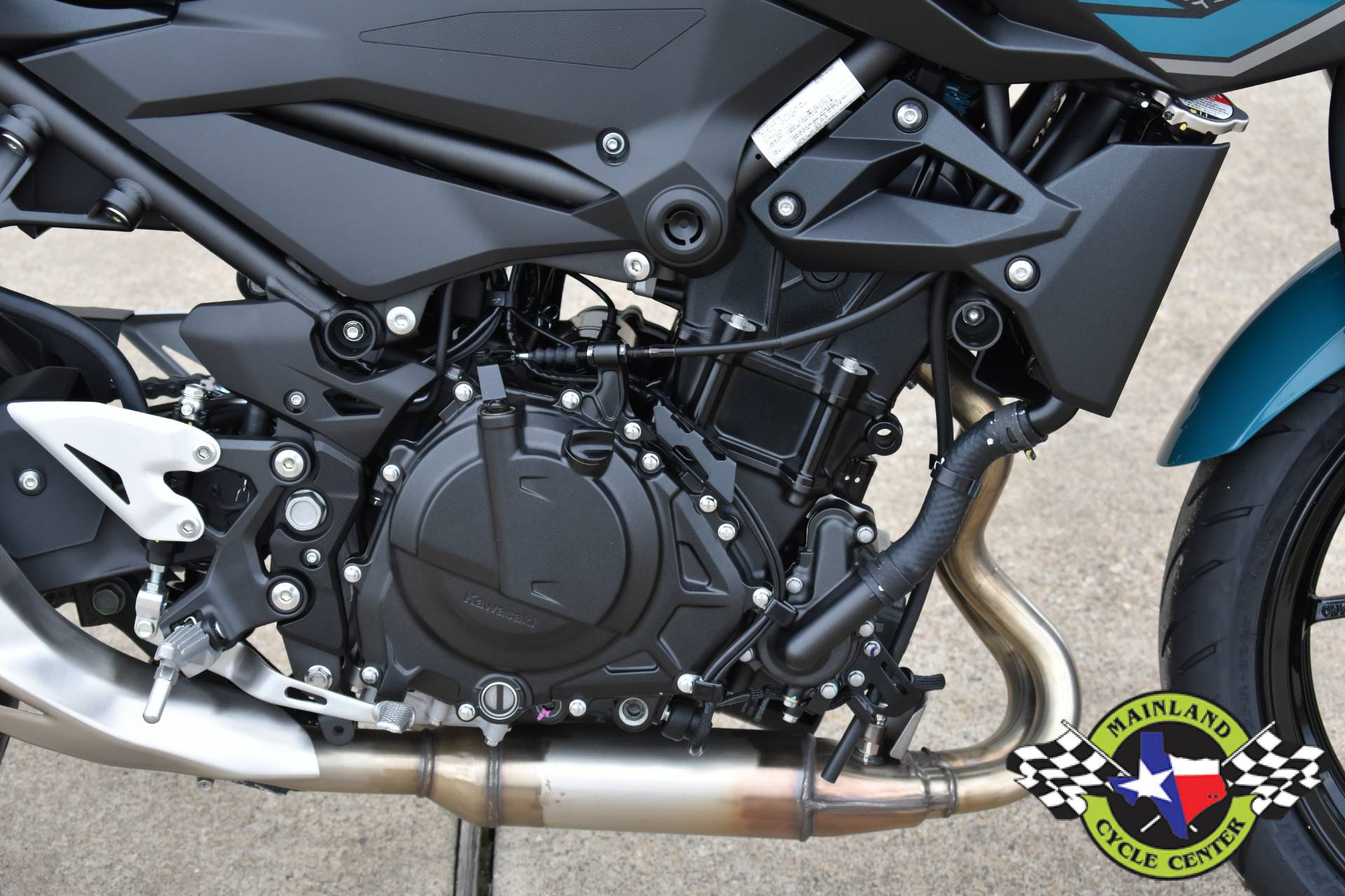 2021 Kawasaki Z400 ABS in La Marque, Texas - Photo 10
