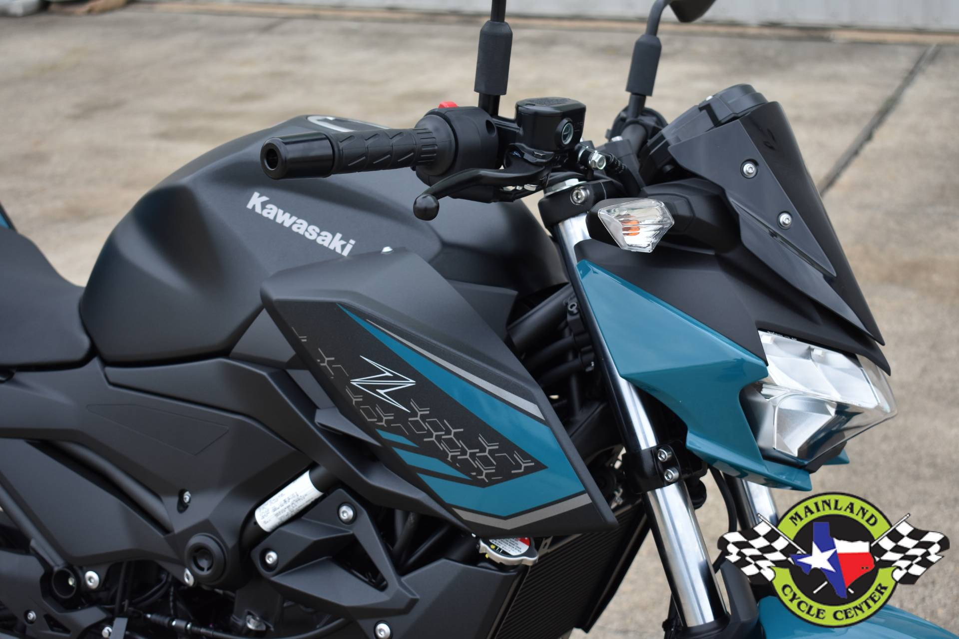 2021 Kawasaki Z400 ABS in La Marque, Texas - Photo 11