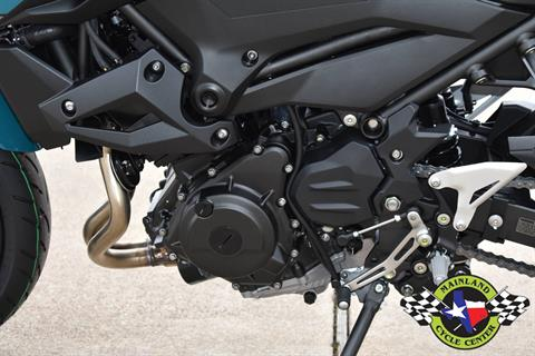 2021 Kawasaki Z400 ABS in La Marque, Texas - Photo 17