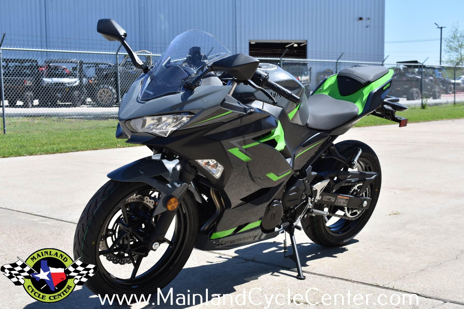 2019 Kawasaki Ninja 400 ABS 5