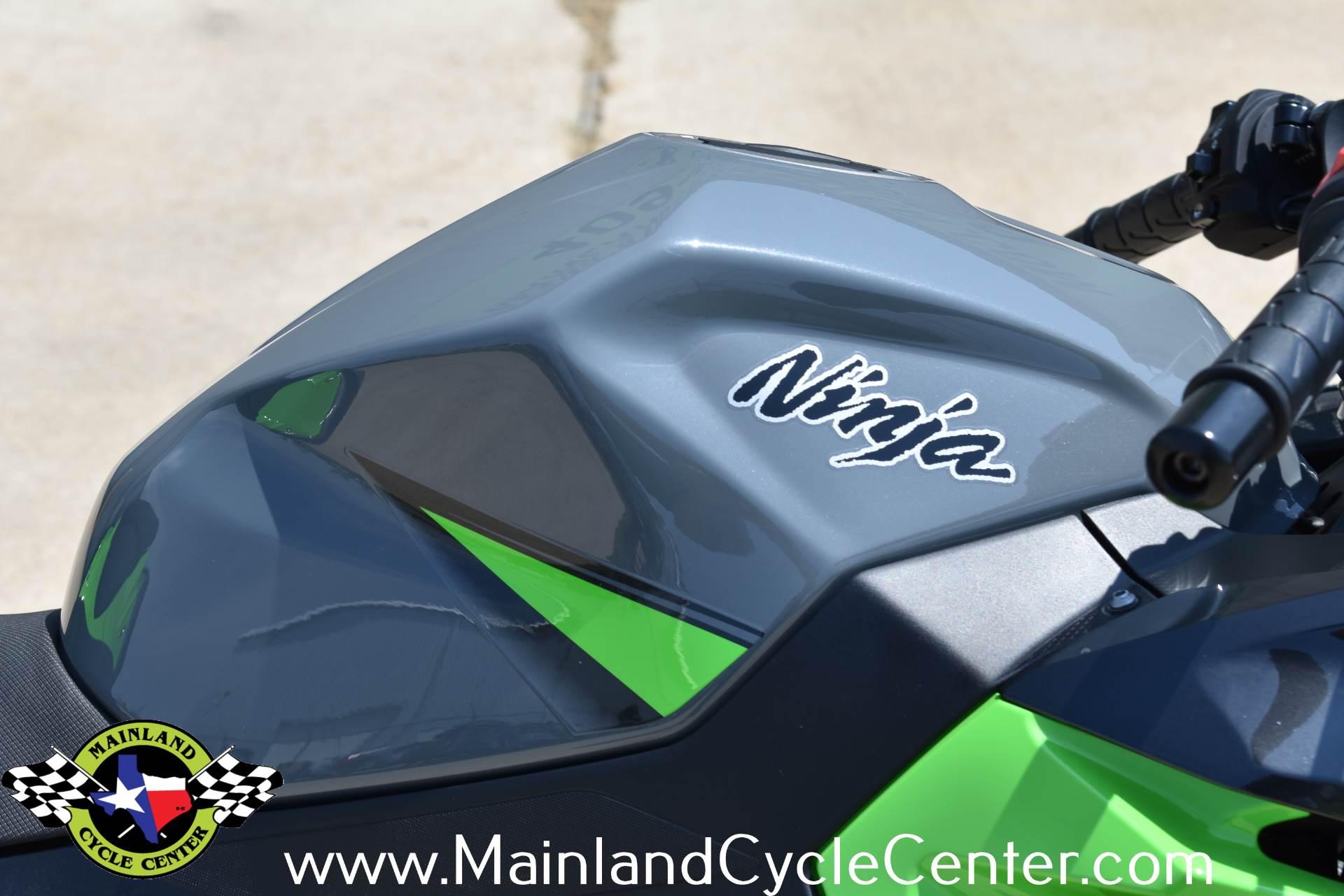 2019 Kawasaki Ninja 400 ABS 11