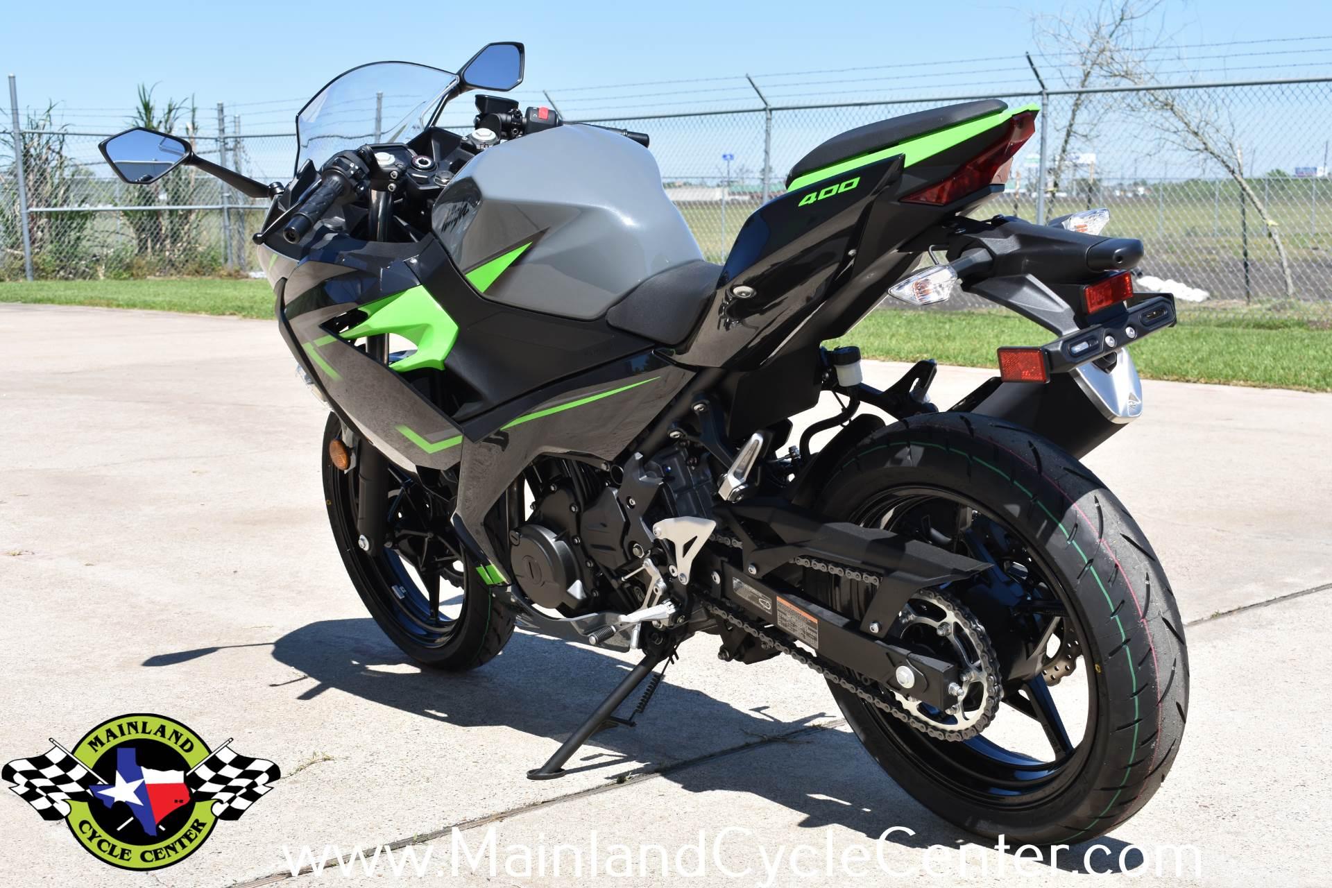 2019 Kawasaki Ninja 400 ABS 7