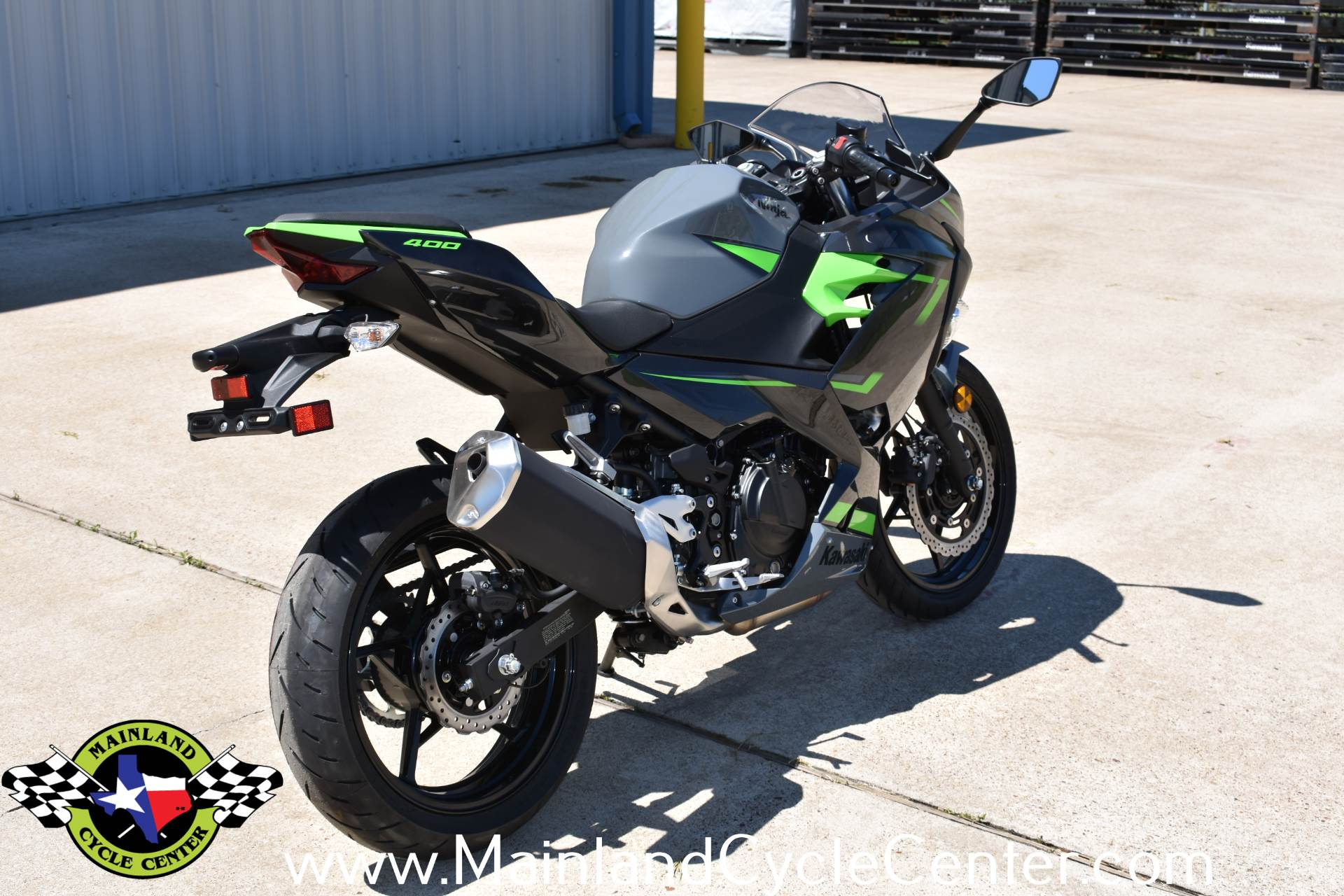 2019 Kawasaki Ninja 400 ABS 4