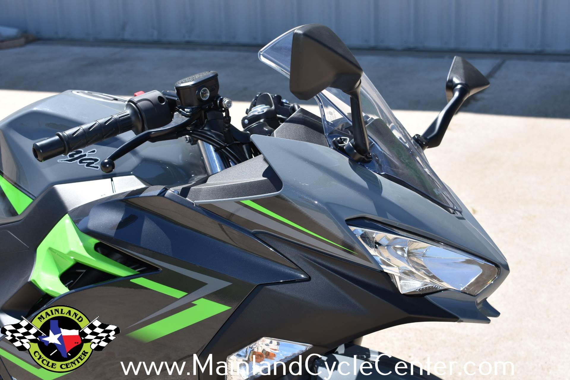 2019 Kawasaki Ninja 400 ABS 12
