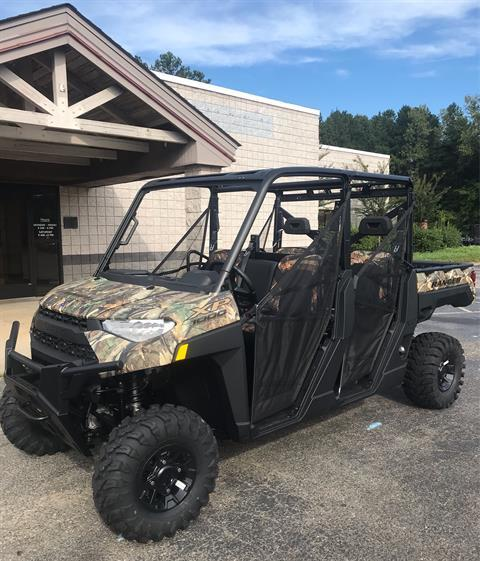 2020 Polaris Ranger Crew XP 1000 Premium in Lancaster, South Carolina - Photo 1