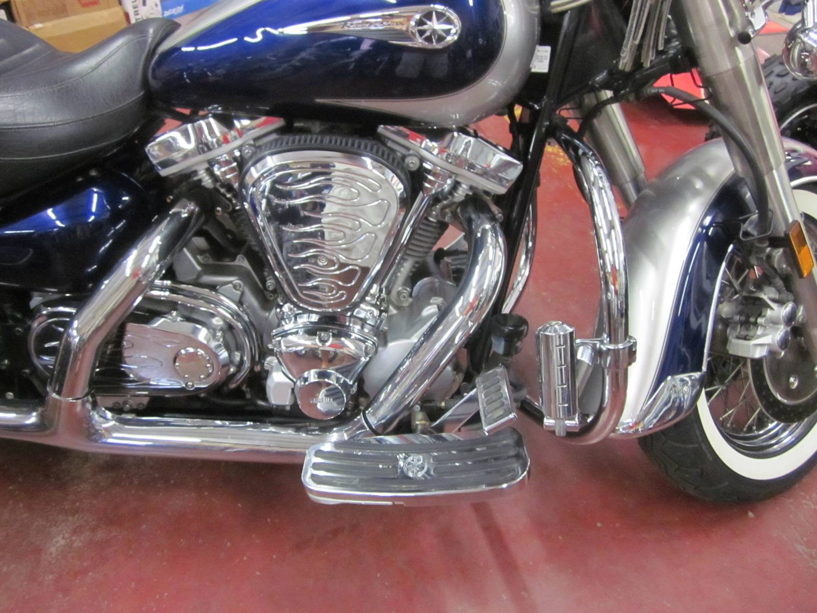 2007 Yamaha Road Star in Lancaster, South Carolina
