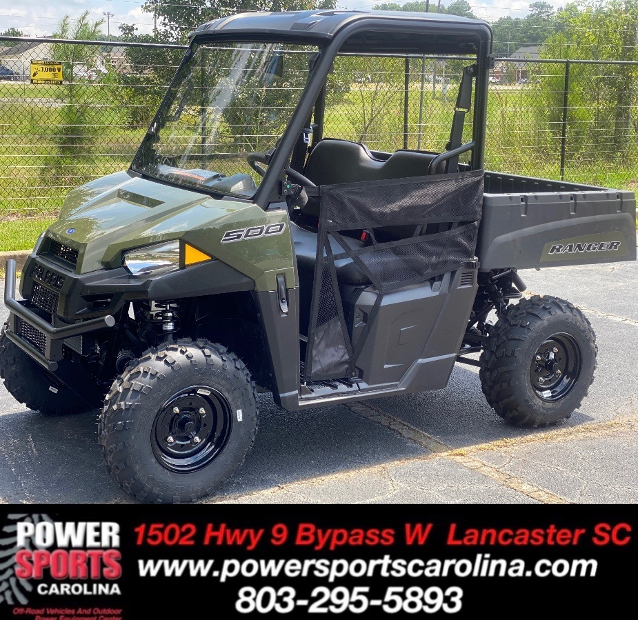 2021 Polaris Ranger 500 in Lancaster, South Carolina - Photo 1