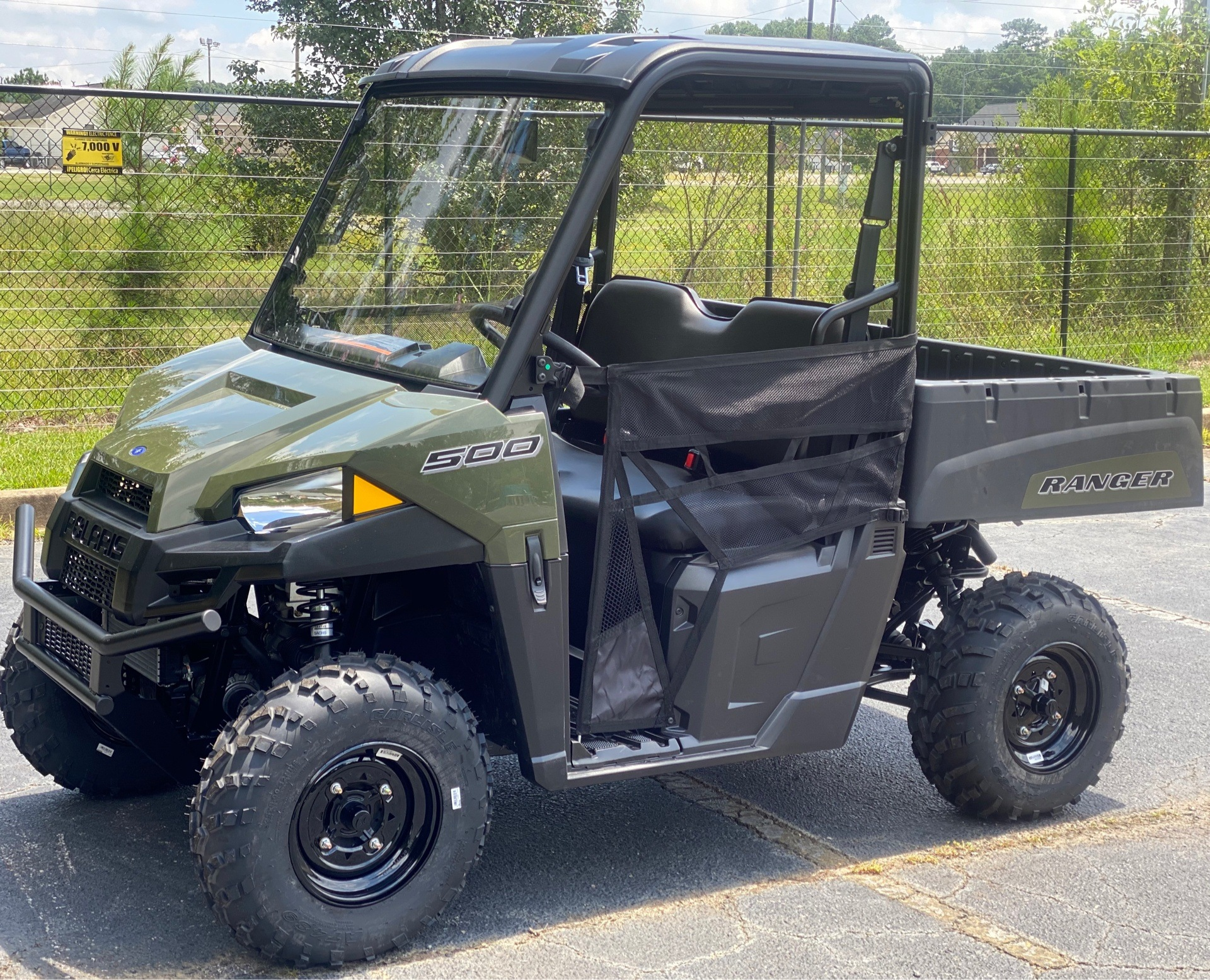2021 Polaris Ranger 500 in Lancaster, South Carolina - Photo 3