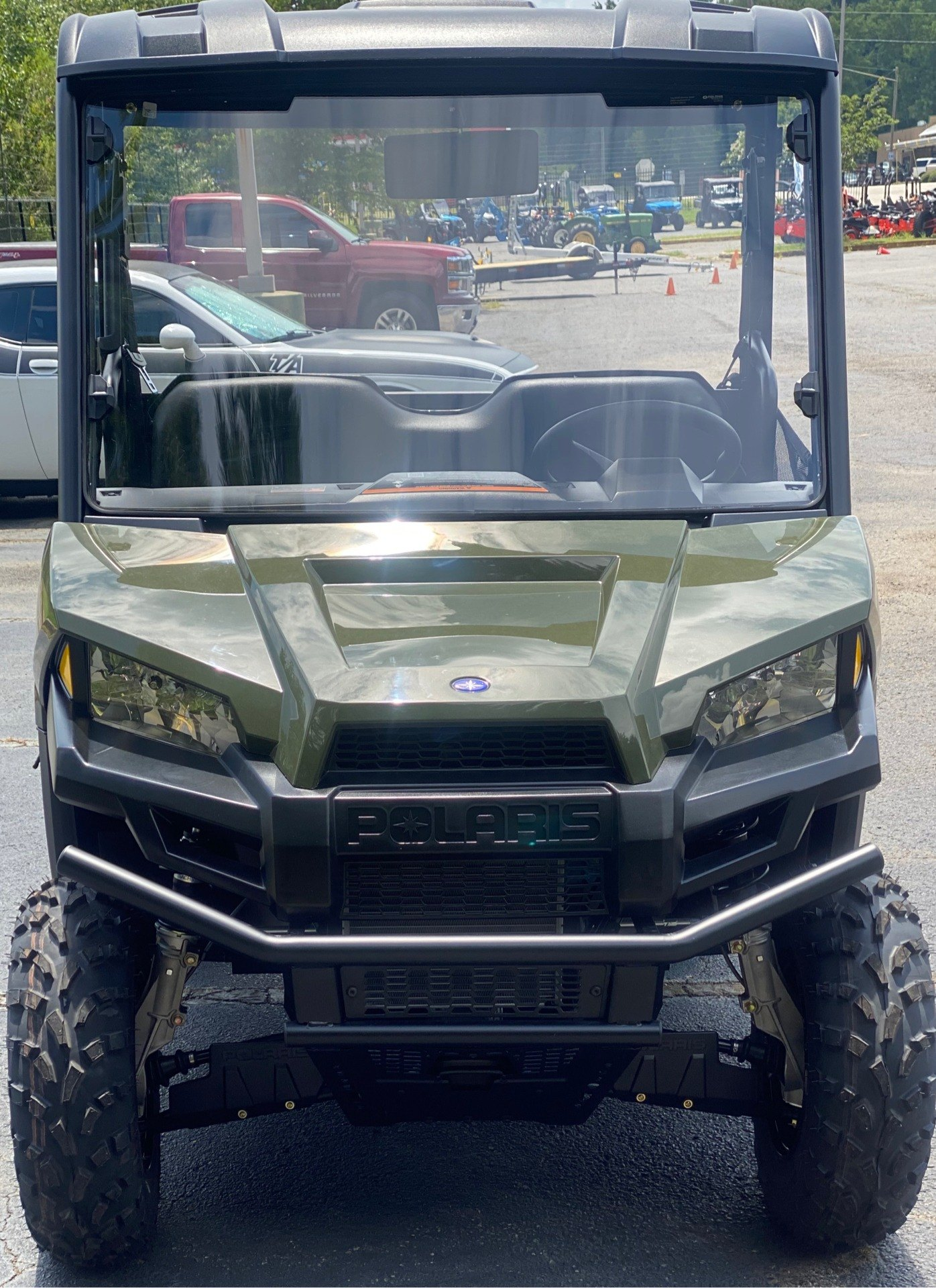 2021 Polaris Ranger 500 in Lancaster, South Carolina - Photo 4