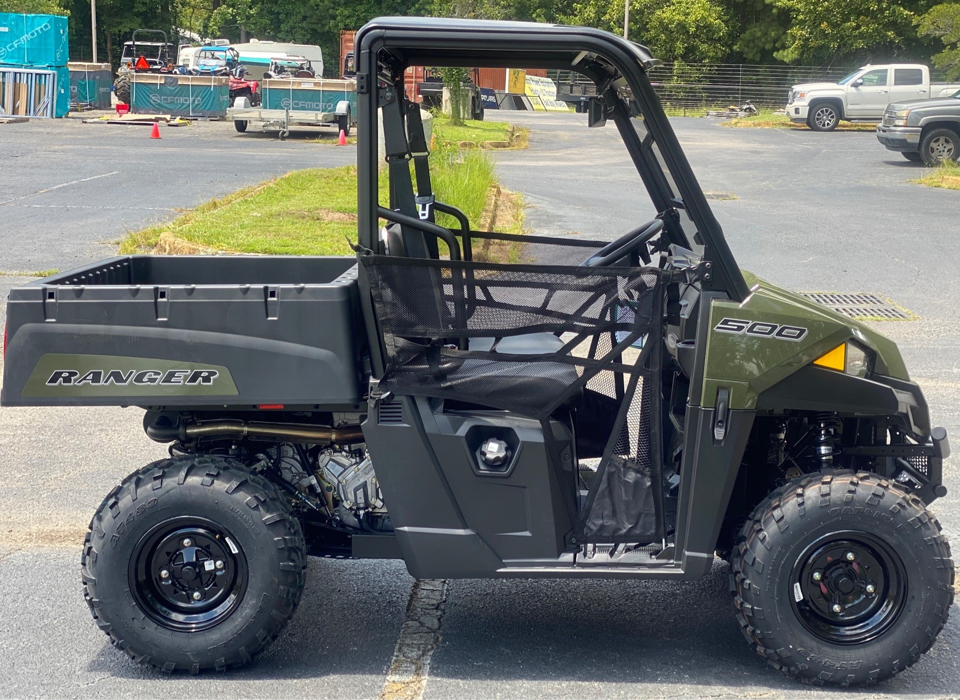 2021 Polaris Ranger 500 in Lancaster, South Carolina - Photo 5