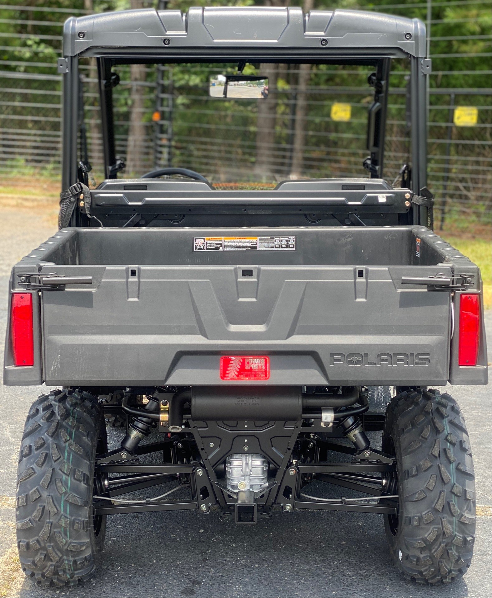 2021 Polaris Ranger 500 in Lancaster, South Carolina - Photo 6