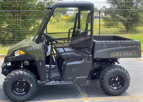 2021 Polaris Ranger 500 in Lancaster, South Carolina - Photo 7