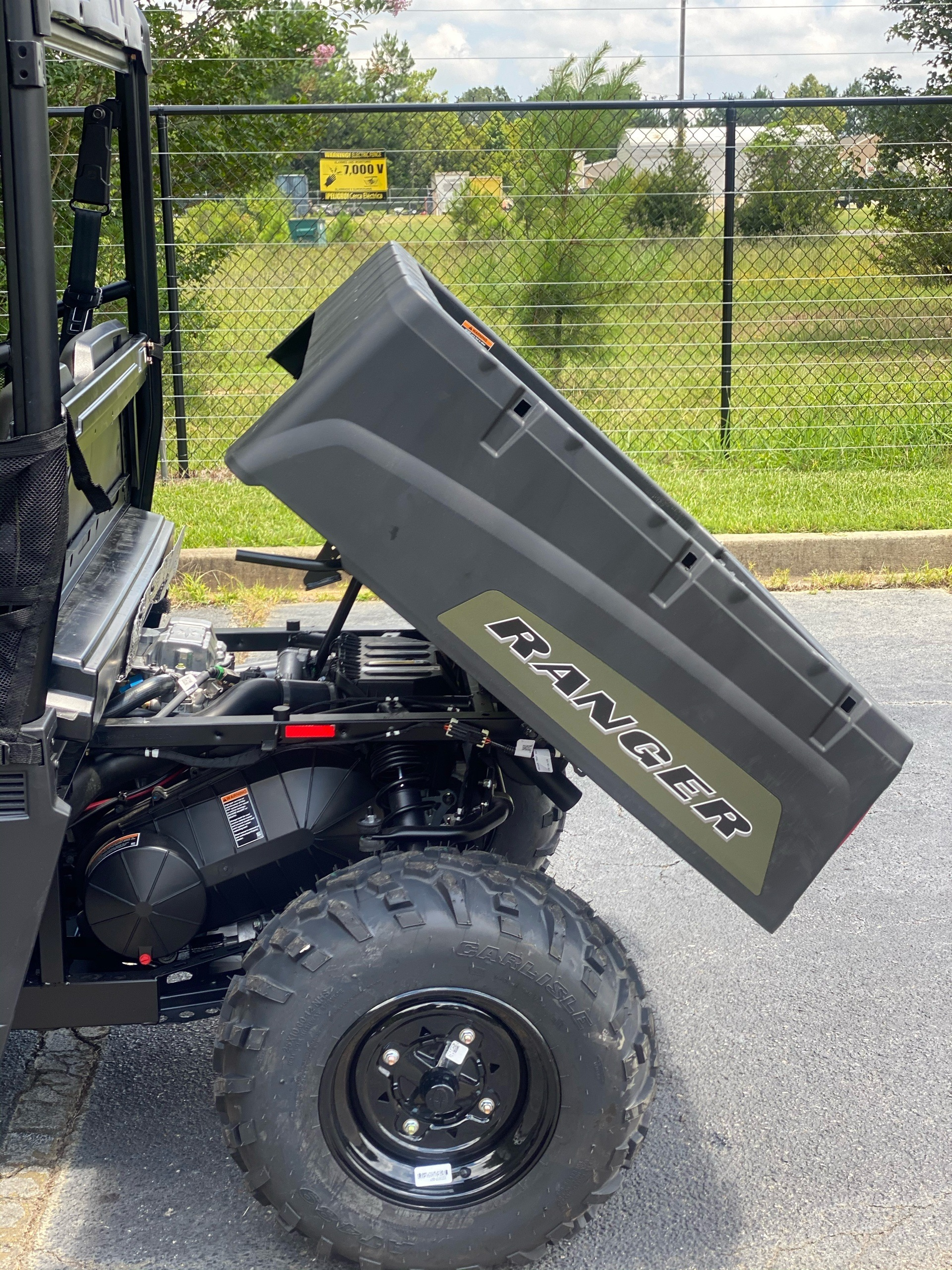 2021 Polaris Ranger 500 in Lancaster, South Carolina - Photo 8