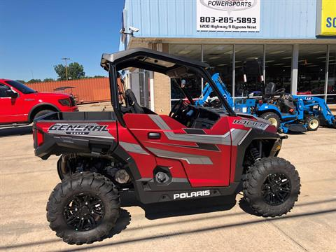 2018 Polaris General 1000 EPS Ride Command Edition in Lancaster, South Carolina