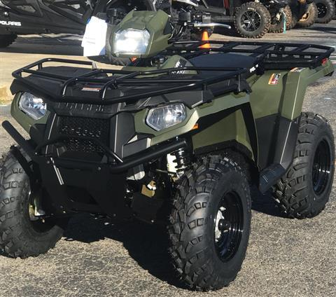 2020 Polaris Sportsman 570 Utility Package in Lancaster, South Carolina