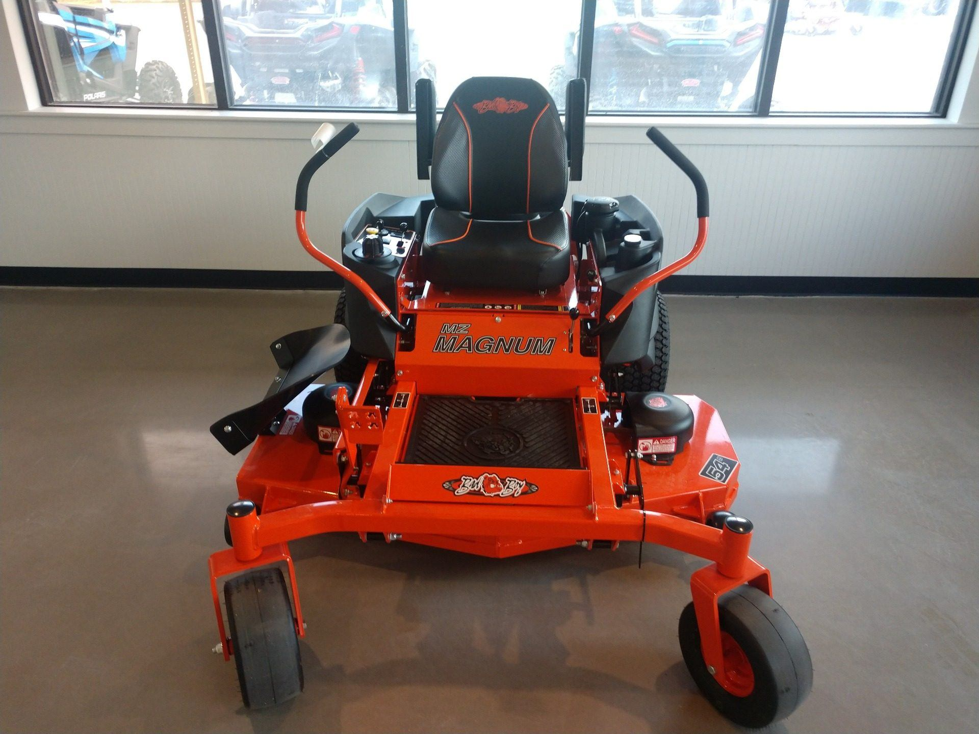 2019 Bad Boy Mowers 5400 Kawasaki MZ Magnum in Lancaster, South Carolina