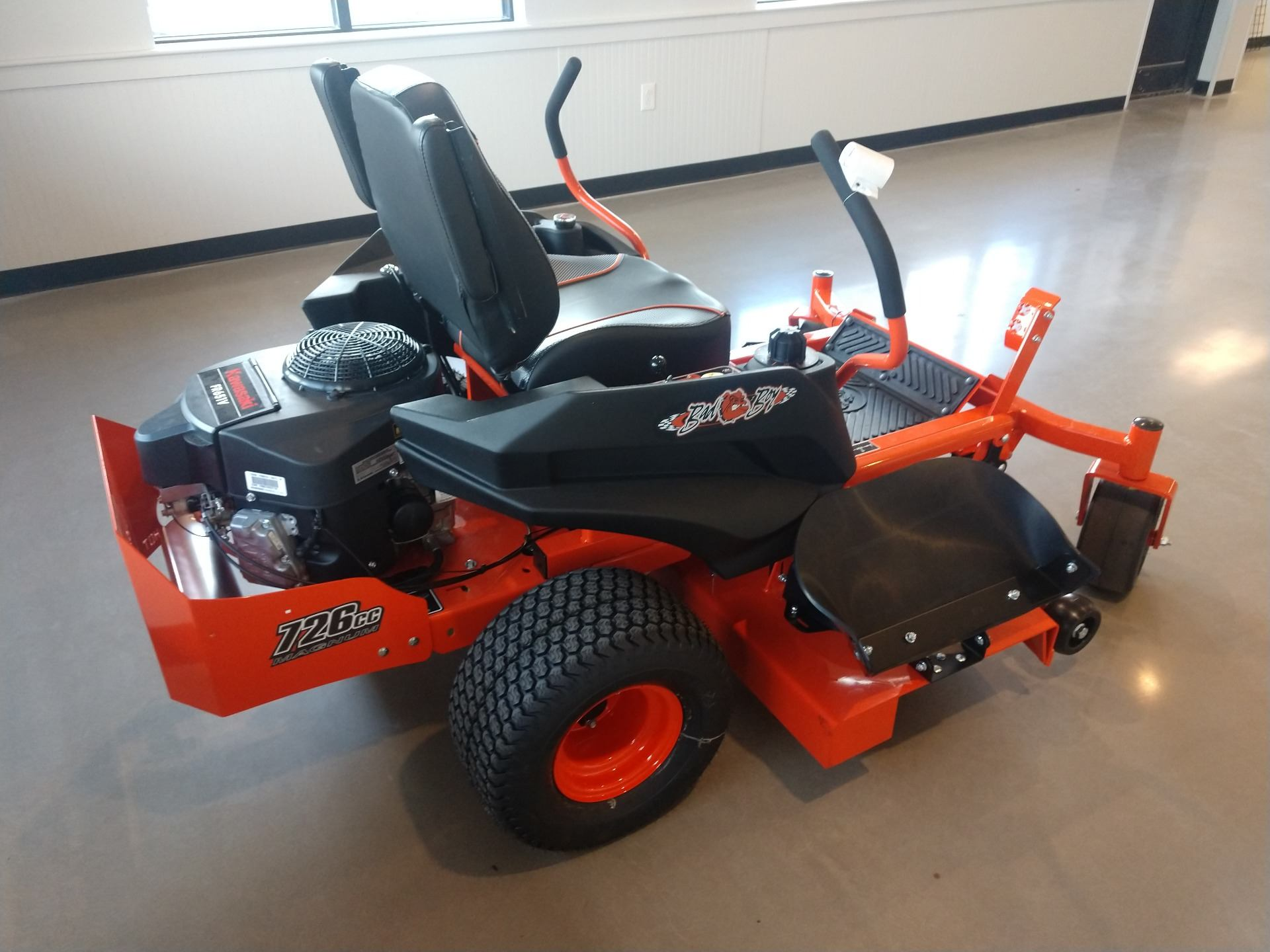 2019 Bad Boy Mowers 5400 Kawasaki MZ Magnum in Lancaster, South Carolina - Photo 4