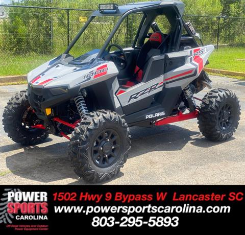 2020 Polaris RZR RS1 in Lancaster, South Carolina - Photo 1