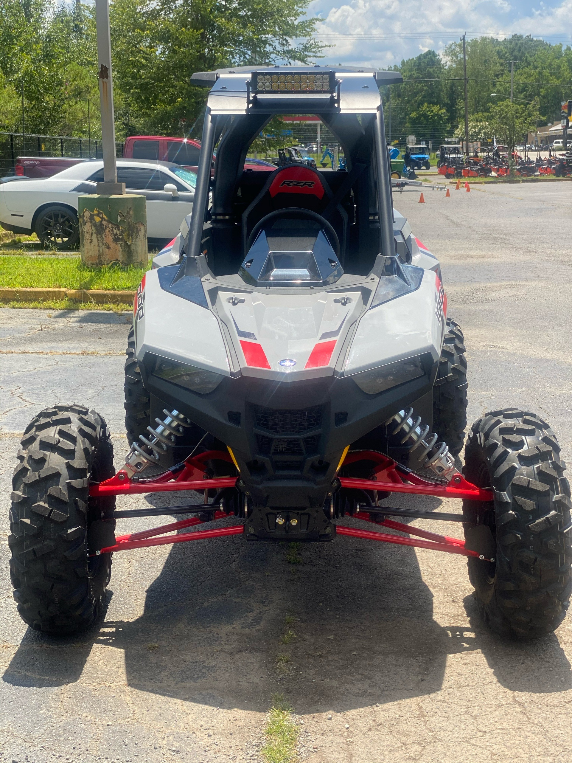 2020 Polaris RZR RS1 in Lancaster, South Carolina - Photo 4