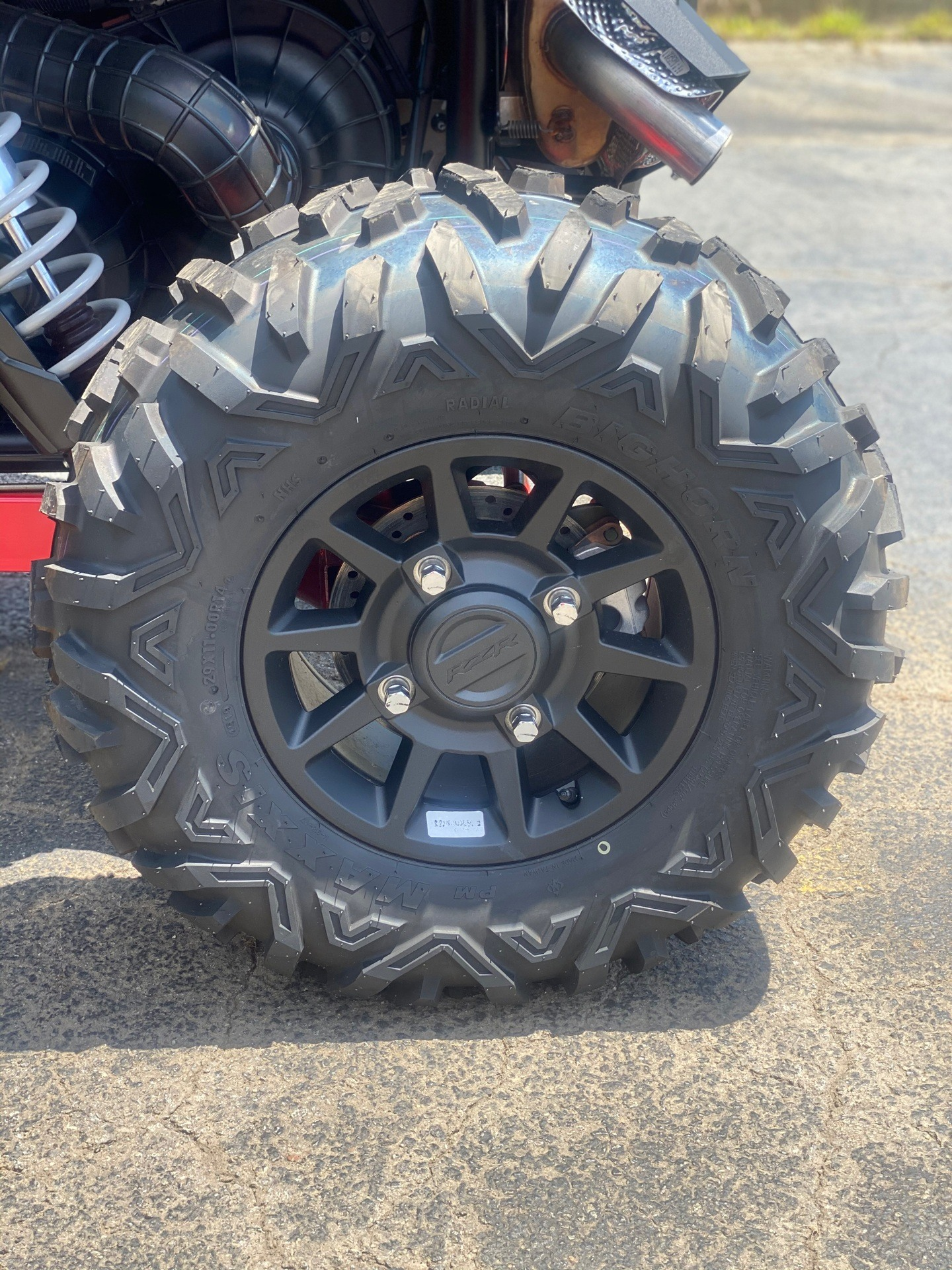 2020 Polaris RZR RS1 in Lancaster, South Carolina - Photo 8