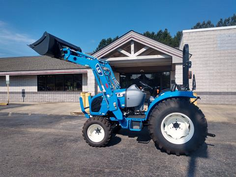 2019 LS Tractor MT350E MT3 Series Compact Tractor in Lancaster, South Carolina