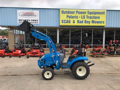 2019 LS Tractor XJ2025H XJ Series Compact Tractor in Lancaster, South Carolina