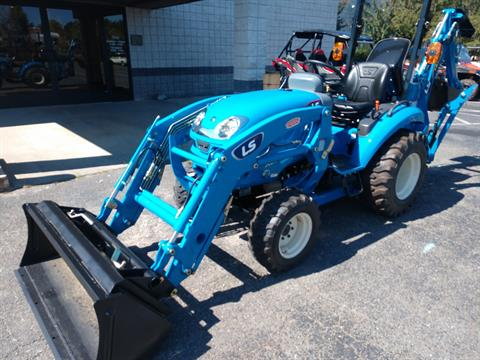 2019 LS Tractor XJ2025H in Lancaster, South Carolina - Photo 4