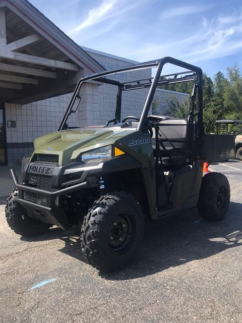 2020 Polaris Ranger 500 in Lancaster, South Carolina