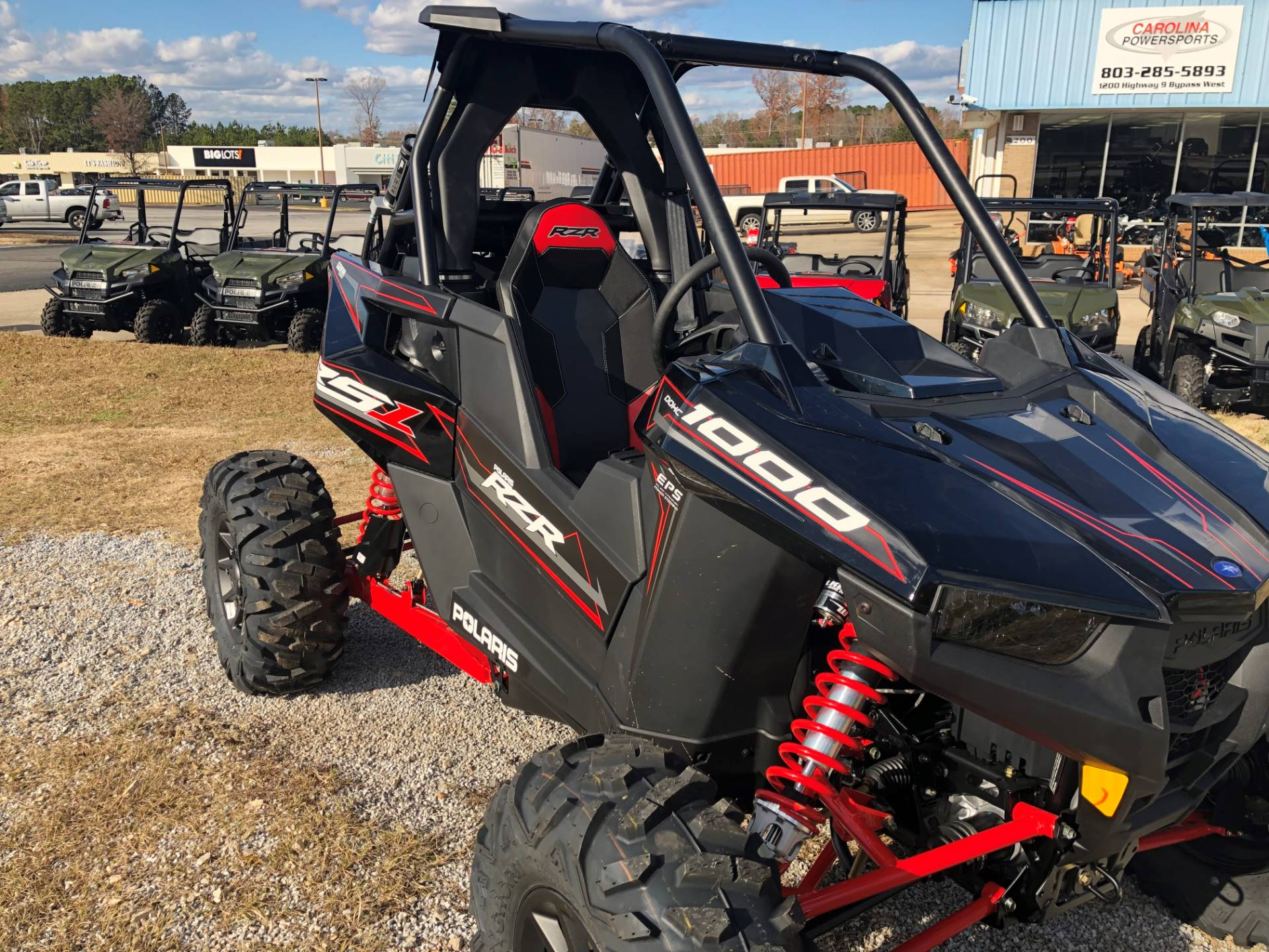 2019 Polaris RZR RS1 2