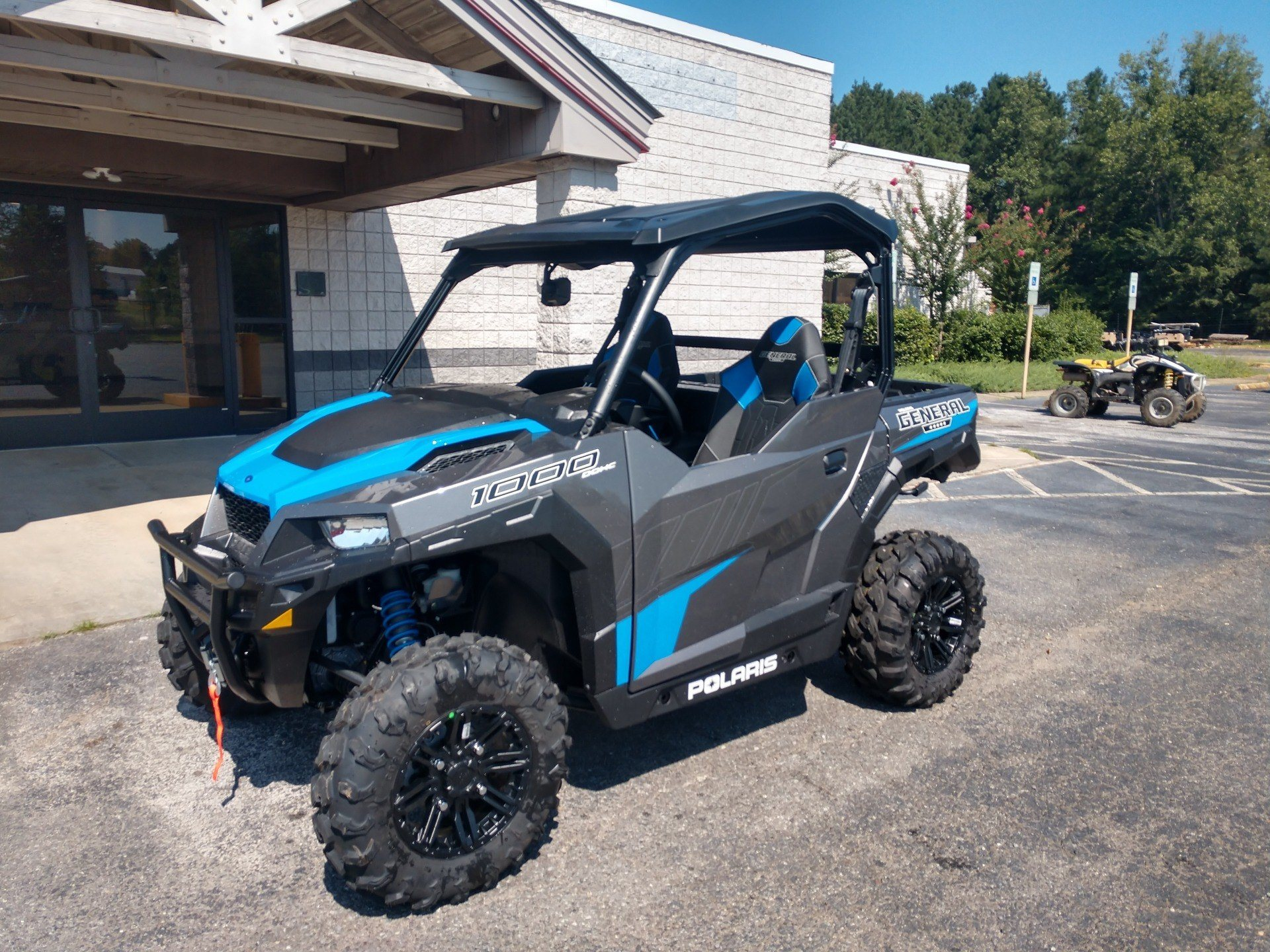2019 Polaris General 1000 EPS Deluxe in Lancaster, South Carolina - Photo 1