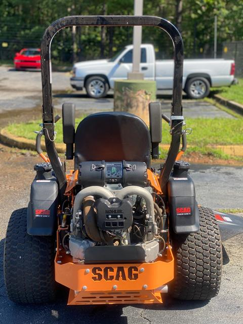 2019 SCAG Power Equipment Tiger Cat II 61 in. Kohler EFI 29 hp in Lancaster, South Carolina - Photo 5