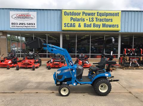 2019 LS Tractor Sub-Compact MT125 in Lancaster, South Carolina