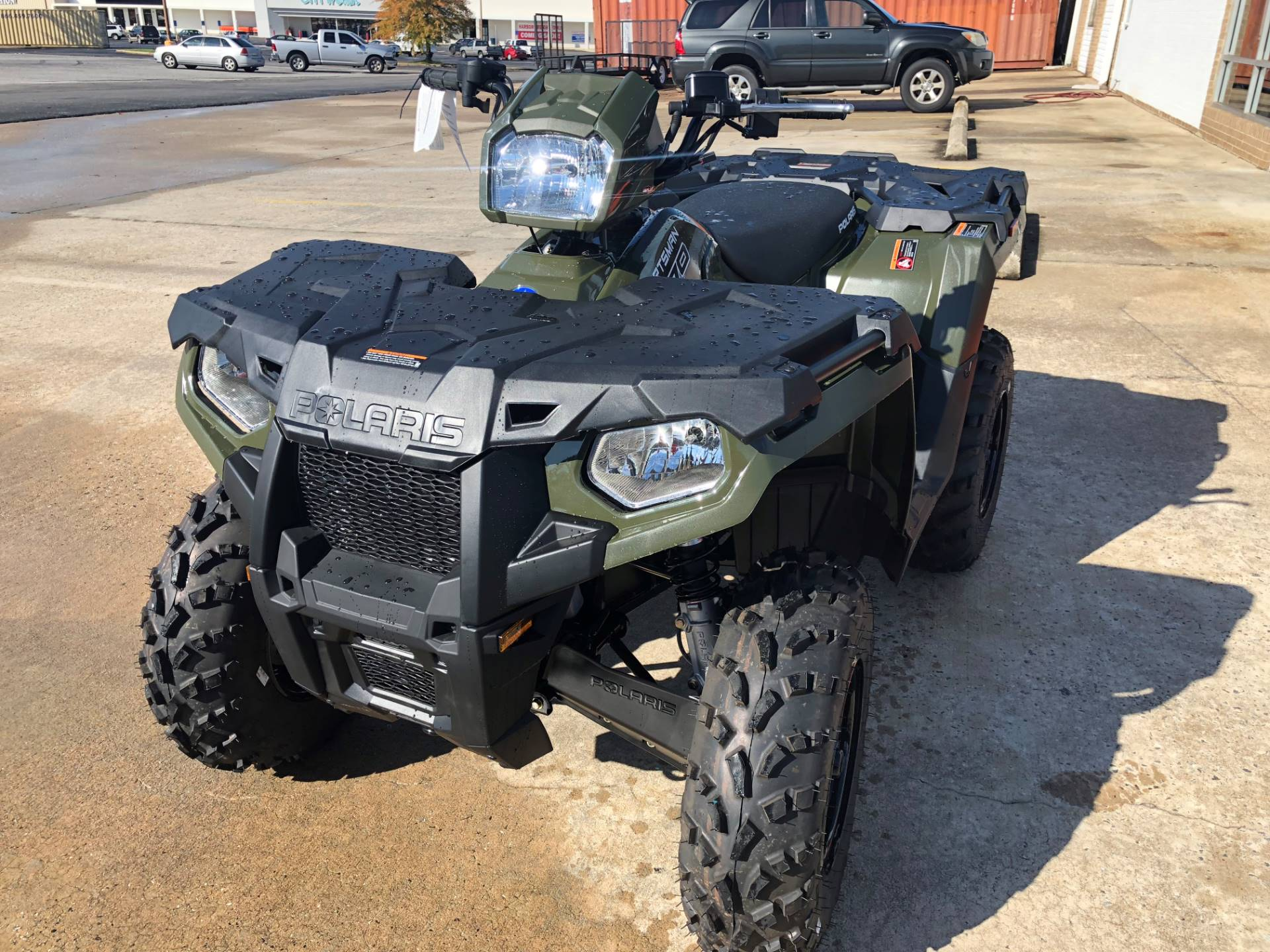 2019 Polaris Sportsman 570 EPS in Lancaster, South Carolina