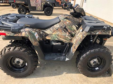 2017 Polaris Sportsman 570 Camo in Lancaster, South Carolina