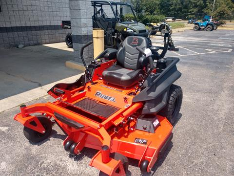 2019 Bad Boy Mowers 6100 Kawasaki FX Rebel in Lancaster, South Carolina